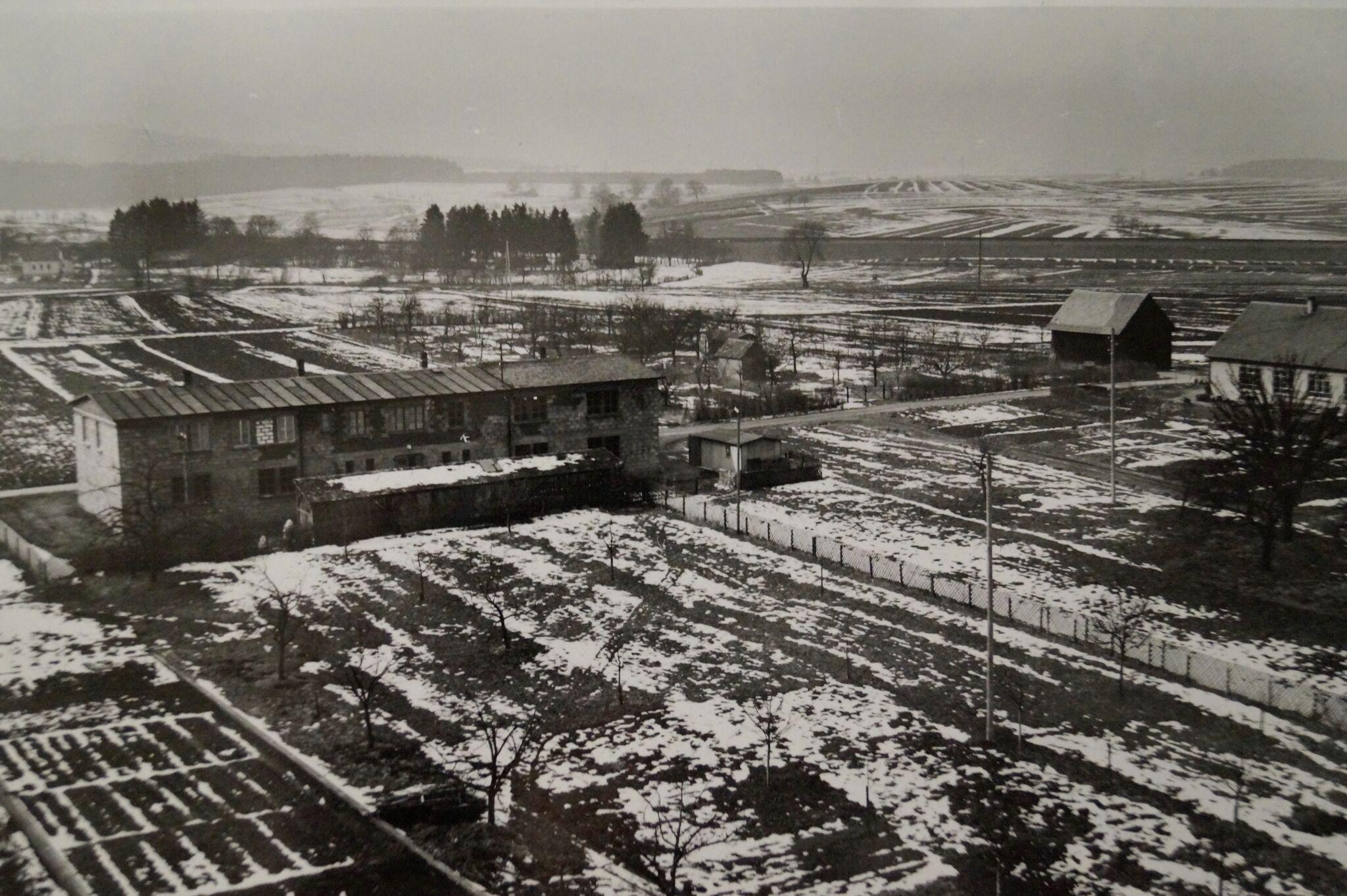 Ehemaliges KZ-Gebäude